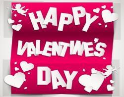 День Св. Валентина, свадьба